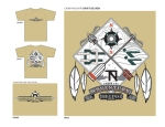 BSA Naish T-shirt Design