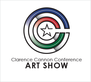 Logo for Clarence Cannon Conference Art show