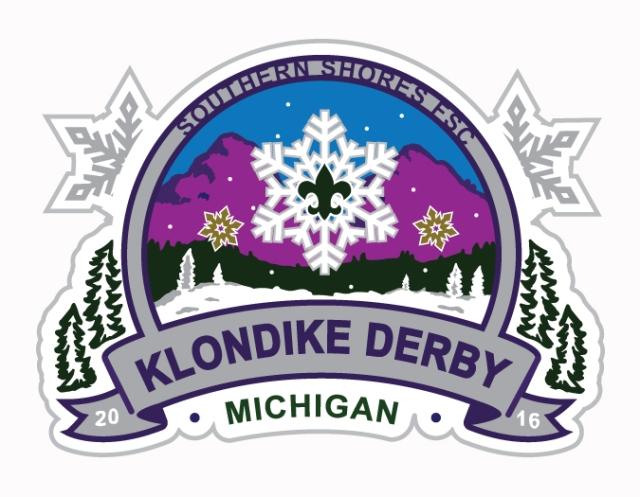 Klondike Derby Patch 2016, BSA, Patch, Klondike Derby